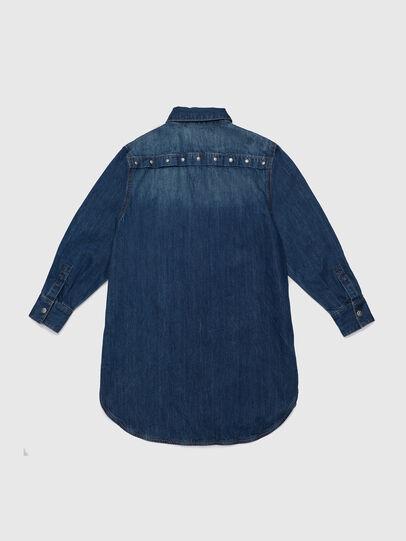 Diesel - DRUPERI, Medium blue - Dresses - Image 2