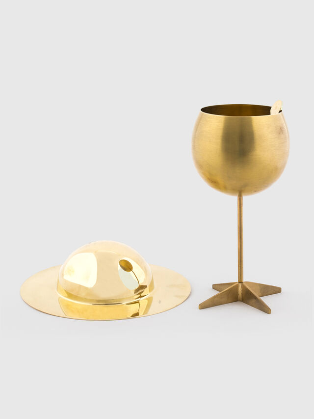 Living 10874 COSMIC  DINER, Gold - Home Accessories - Image 2