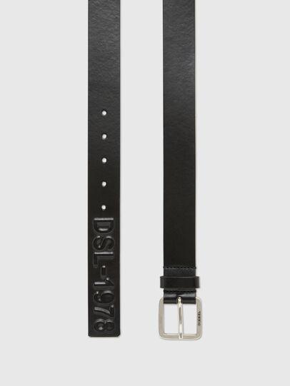 Diesel - B-DE78, Black - Belts - Image 3