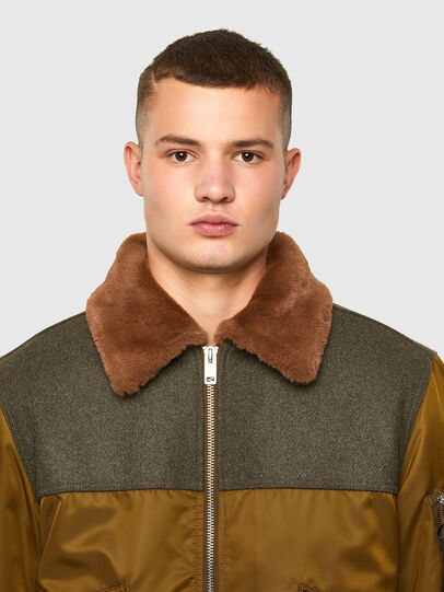 Diesel - W-LOUIS,  - Winter Jackets - Image 4