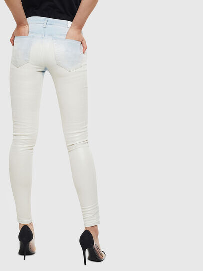 Diesel - Slandy 009AV, Light Blue - Jeans - Image 2