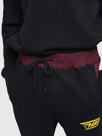 Diesel - UMLB-PETER-BG, Black - Pants - Image 3