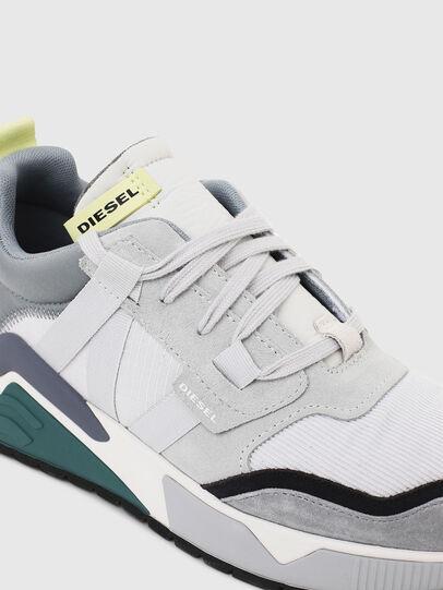 Diesel - S-BRENTHA WL, Grey - Sneakers - Image 4