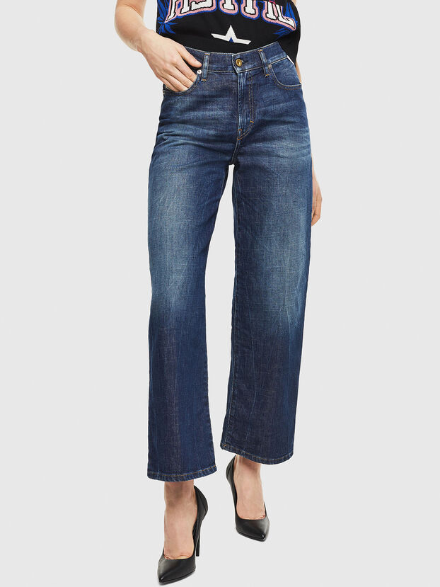 Widee 0090W, Dark Blue - Jeans