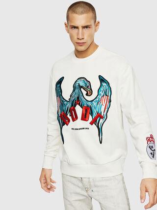 S-BAY-EMB,  - Sweaters