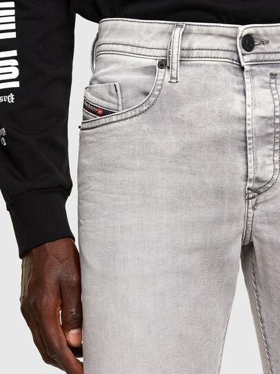 Diesel - Buster 069RP, Light Grey - Jeans - Image 3