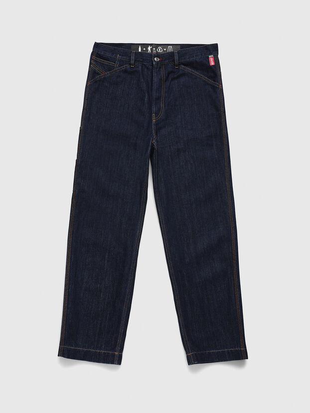 CC-D-FRANK, Dark Blue - Pants