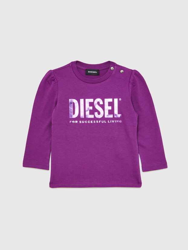 TRASSYB, Violet - T-shirts and Tops