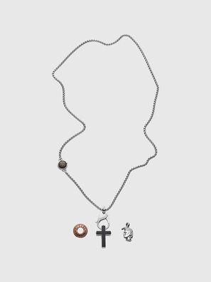 DX1215, Silver - Necklaces