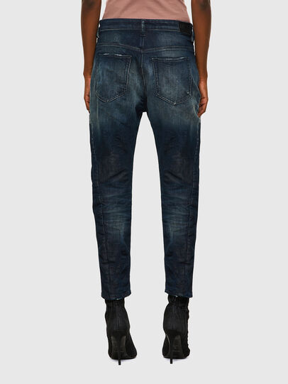 Diesel - Fayza JoggJeans® 09B50, Dark Blue - Jeans - Image 2
