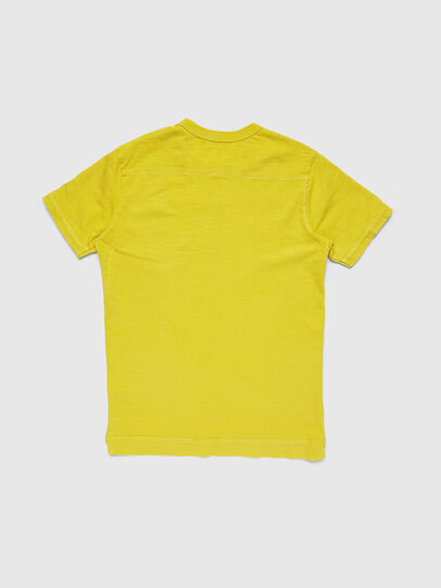 Diesel - TDIEGOCUTA, Yellow - T-shirts and Tops - Image 2