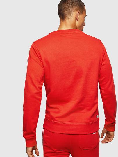 Diesel - UMLT-WILLY, Red - Sweaters - Image 2