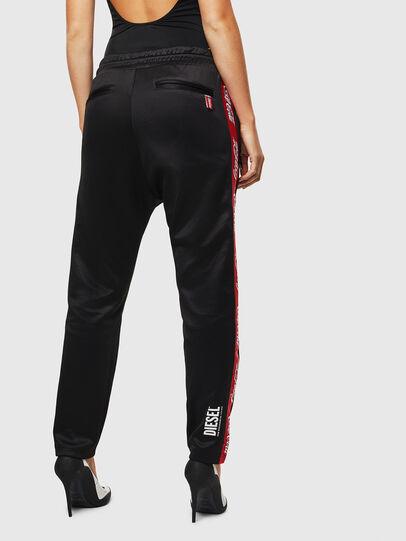 Diesel - CC-P-SKA-COLA, Black - Pants - Image 4