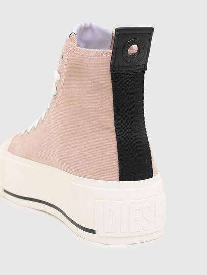 Diesel - S-ASTICO DSL ML WEDG, Pink - Sneakers - Image 4