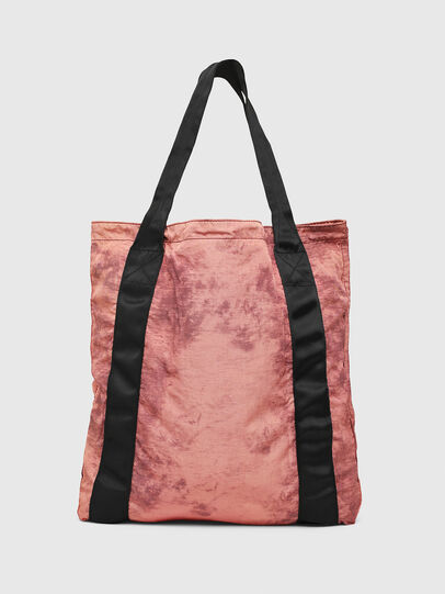 Diesel - SHOPAK, Red - Shopping and Shoulder Bags - Image 2