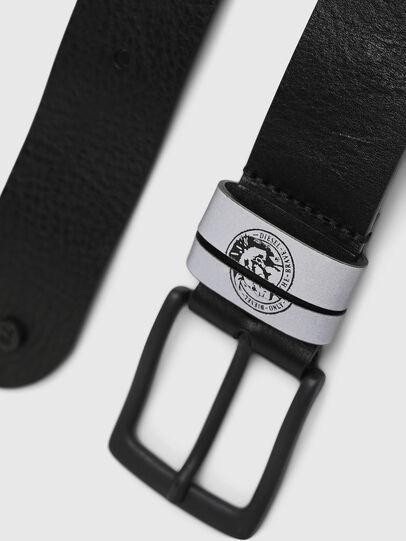 Diesel - B-HERI, Black - Belts - Image 3
