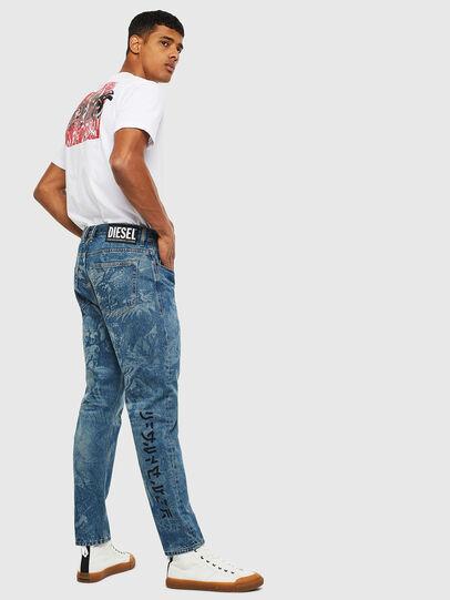 Diesel - D-Vider 0079D, Medium blue - Jeans - Image 7