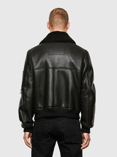 Diesel - L-ARNOLD,  - Leather jackets - Image 2