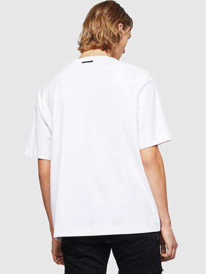 Diesel - TEORIALE-X2, White - T-Shirts - Image 2