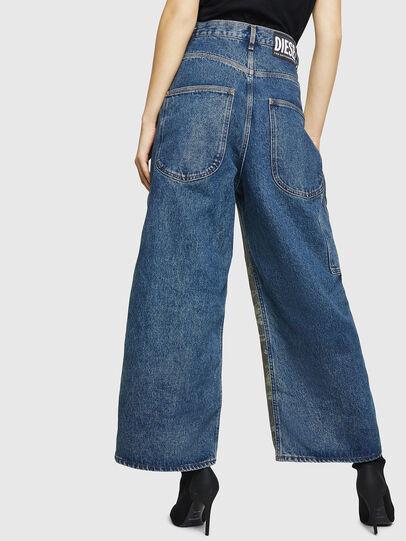Diesel - D-Luite 0078E, Medium blue - Jeans - Image 2