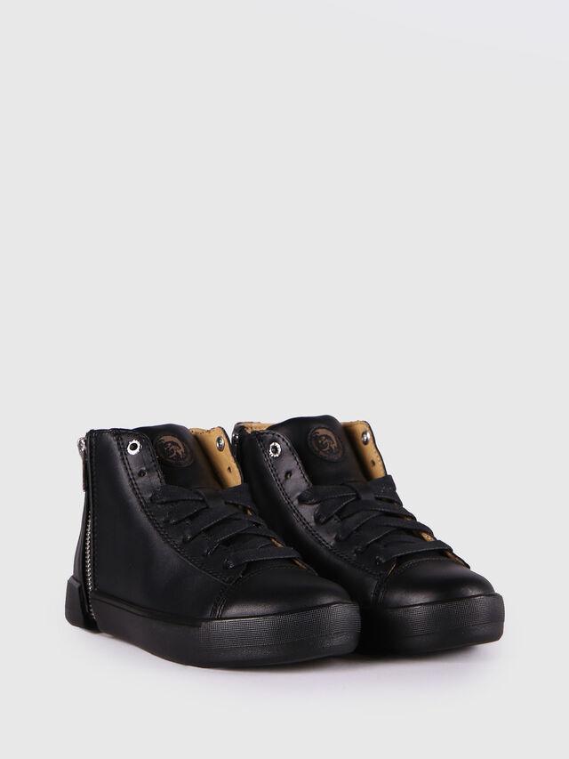 KIDS SN MID 24 NETISH YO, Black - Footwear - Image 2