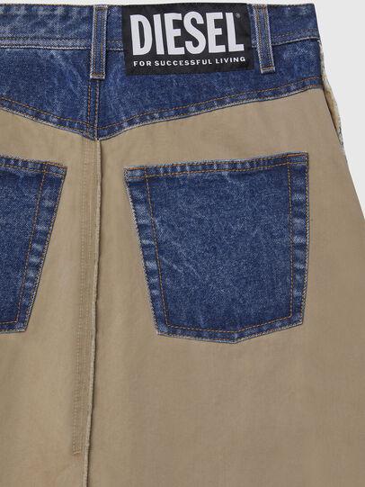 Diesel - O-MISTY, Beige - Skirts - Image 4