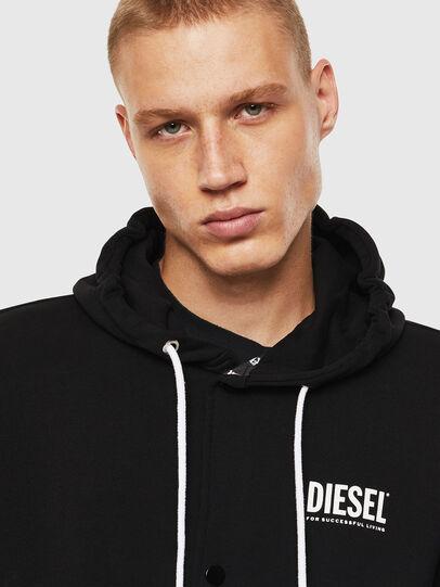 Diesel - J-BOMZ, Black - Jackets - Image 3