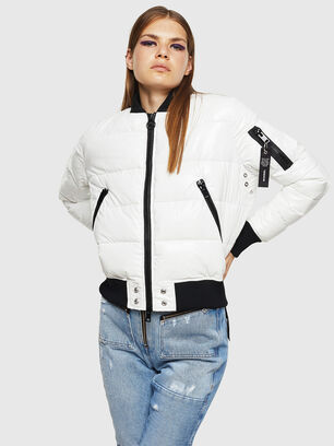 W-ONY, White - Winter Jackets