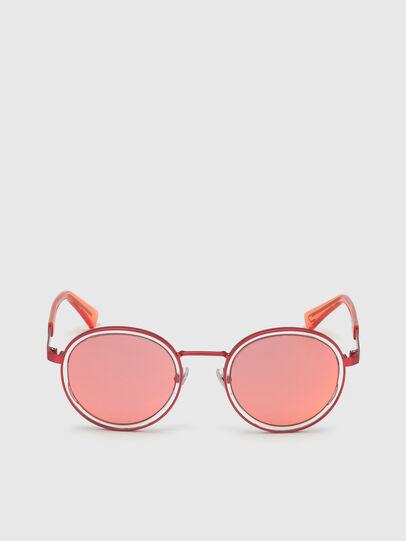 Diesel - DL0321, Pink - Sunglasses - Image 1