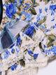DJCAR, White/Blue