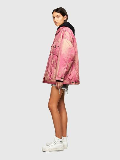 Diesel - G-SOJO, Pink - Jackets - Image 7