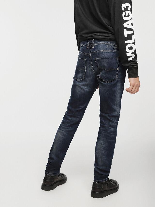 Diesel - Tepphar 0853R, Dark Blue - Jeans - Image 2