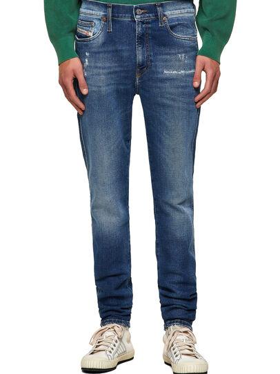 Diesel - D-Istort 009PU, Medium blue - Jeans - Image 1