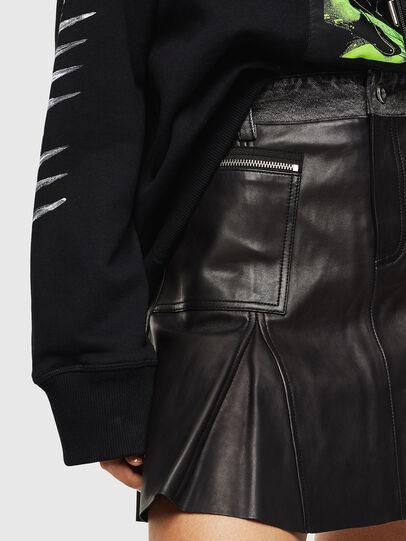 Diesel - L-FUJO, Black - Skirts - Image 4