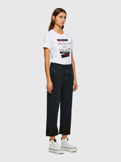 Diesel - T-SILY-V20,  - T-Shirts - Image 5