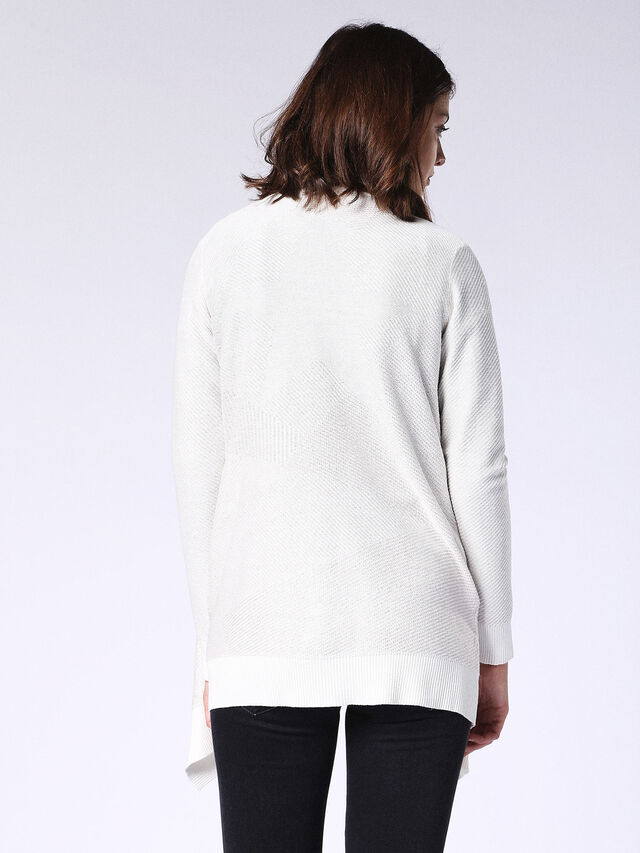M-STRIPY, White