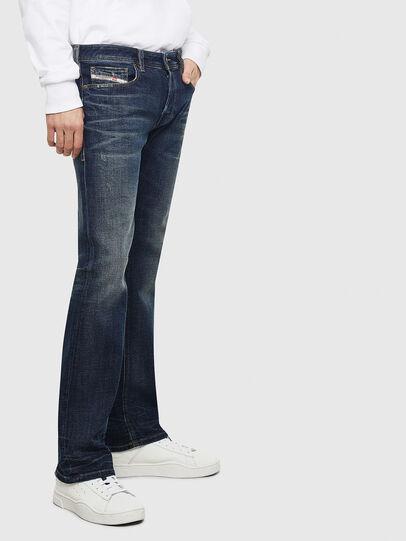 Diesel - Zatiny 0096U, Dark Blue - Jeans - Image 4
