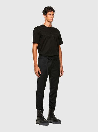 Diesel - P-SCOTT, Black - Pants - Image 6