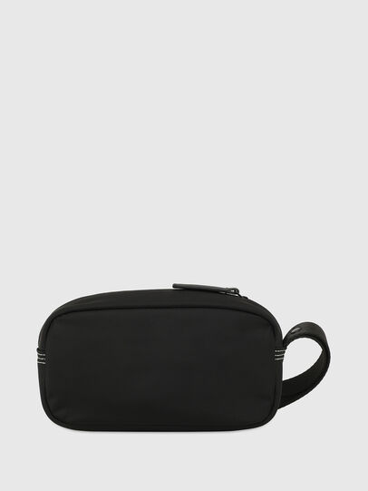 Diesel - BOLD POUCH II, Black - Bags - Image 2