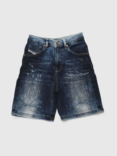 Diesel - PBRON, Medium blue - Shorts - Image 1