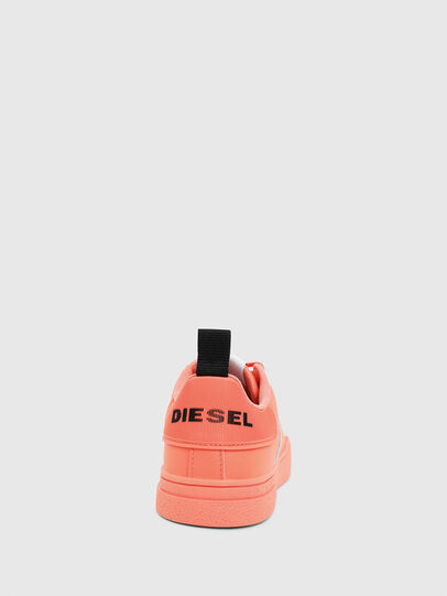 Diesel - S-CLEVER LOW LACE W, Pink - Sneakers - Image 4