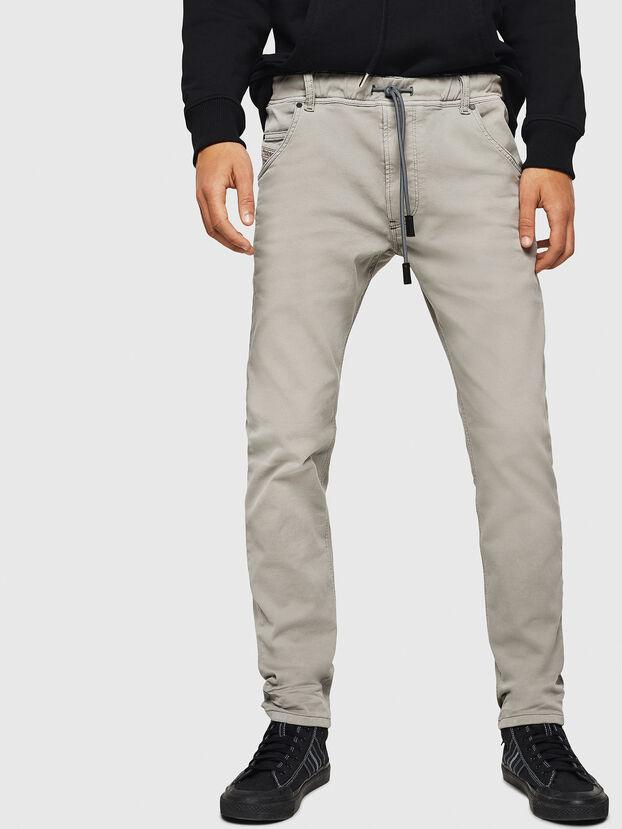 Krooley JoggJeans 0670M, Light Grey - Jeans
