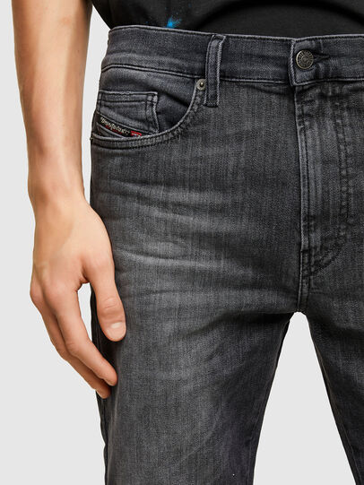 Diesel - D-Reeft JoggJeans® 009SU, Black/Dark grey - Jeans - Image 3
