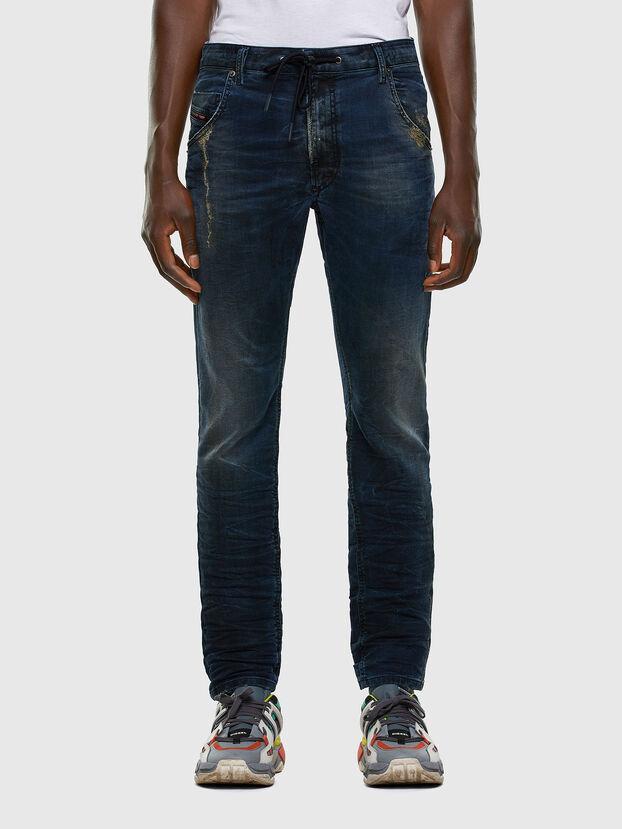 Krooley JoggJeans 069NP, Dark Blue - Jeans