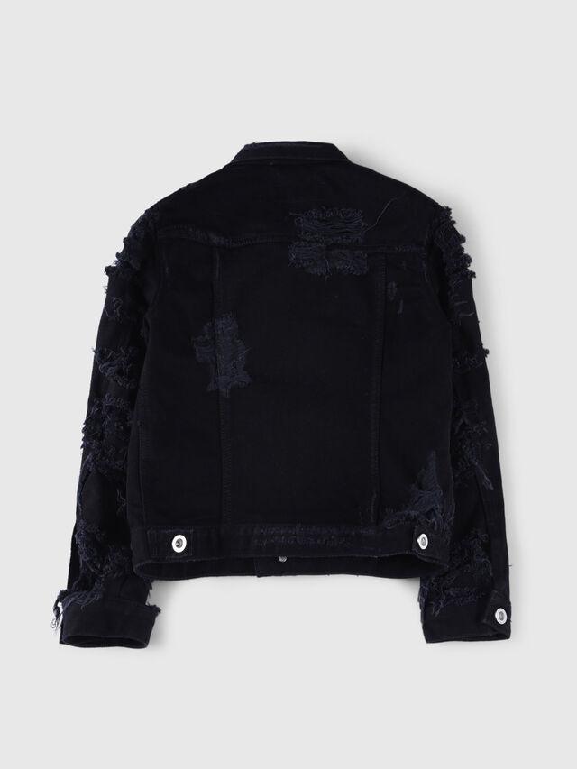 Diesel - JEVISTY, Black Jeans - Jackets - Image 2