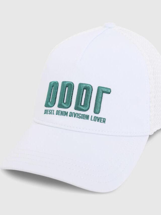 Diesel - C-DDDR, White - Caps - Image 3