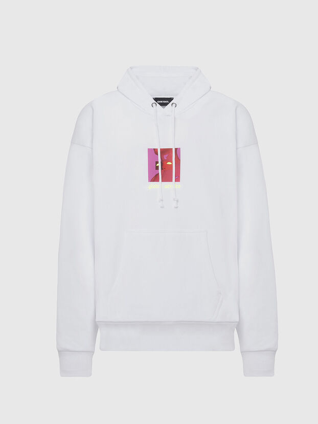 S-ALBY-X5, White - Sweaters