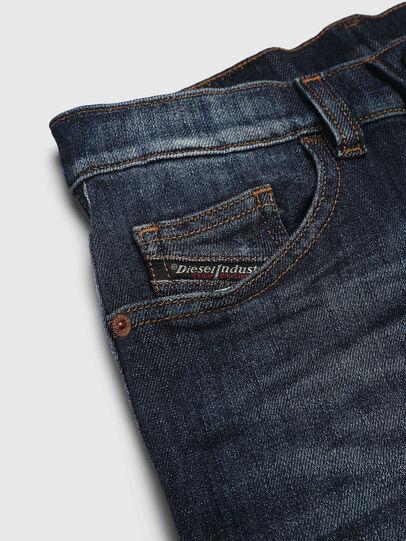 Diesel - D-EETAR-J, Dark Blue - Jeans - Image 3