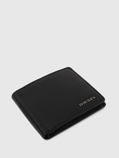 Diesel - HIRESH S, Black - Small Wallets - Image 5