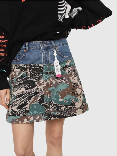Diesel - O-CALI-A,  - Skirts - Image 3